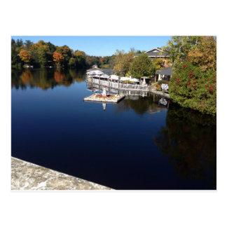 Huntsville, Ontario Postcard