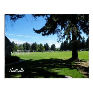 Huntsville Postcard