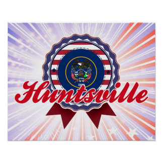 Huntsville, UT Poster
