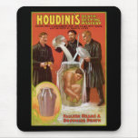 Huodini's Death Defying Mystery, 1908 Poster Mouse Pad