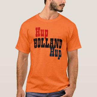 Hup camiseta anaranjada de Holanda Hup