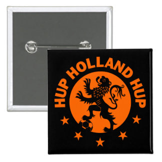 Hup Holland - Editable Background color Pins