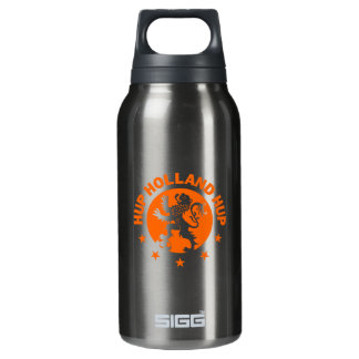 Hup Holland - Editable Background color Insulated Water Bottle