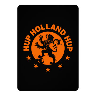 Hup Holland - Editable Background color Cards
