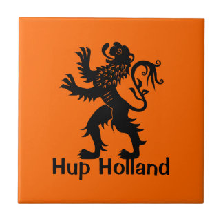 Hup Holland - Holland Lion Ceramic Tile