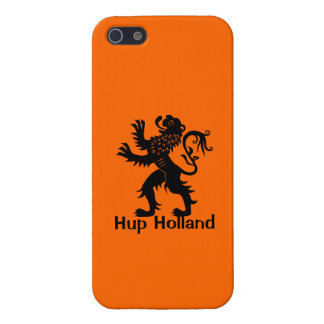 Hup Holland - Holland Lion Cover For iPhone SE/5/5s