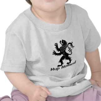 Hup Holland - Holland Lion Tshirts