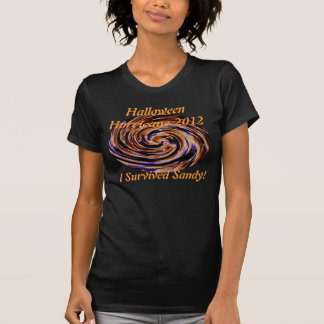 Huracán 2012 de Halloween T Shirt
