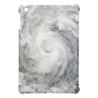 Huracán Alex sobre el Golfo de México occidental