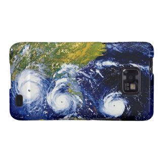 Huracán Andrew Galaxy S2 Carcasa