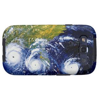 Huracán Andrew Galaxy S3 Fundas