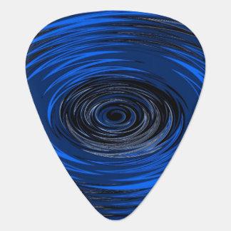 Huracán azul plectro