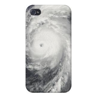 Huracán Bill de las pocas Antillas iPhone 4 Funda