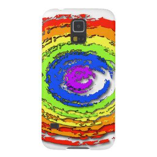 Huracán del arco iris fundas de galaxy s5