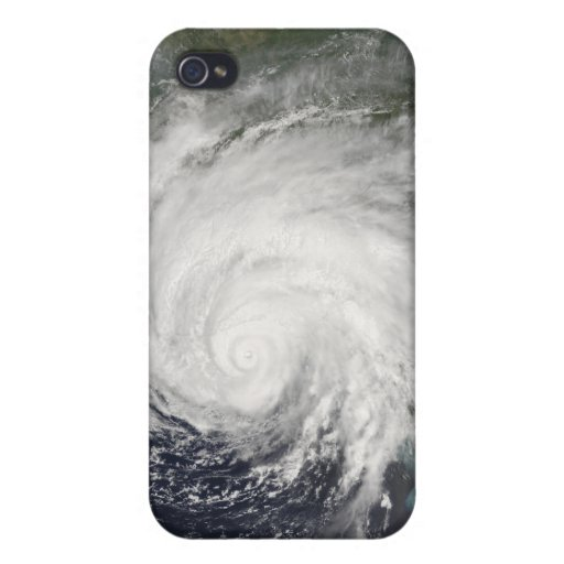 Huracán Dennis iPhone 4 Carcasa