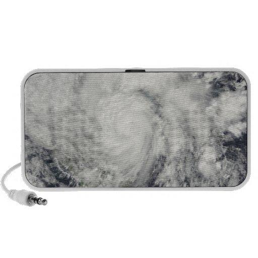Huracán Ida sobre Nicaragua Mp3 Altavoz