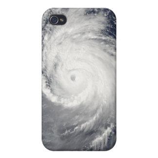 Huracán Igor en el Océano Atlántico iPhone 4/4S Fundas