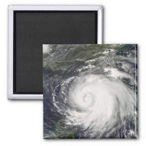 Huracán Ike 4 Imán Cuadrado