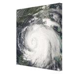 Huracán Ike 4 Impresión En Lona Estirada