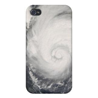 Huracán Ike 4 iPhone 4/4S Carcasas