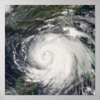 Huracán Ike 4 Póster