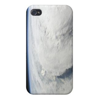 Huracán Ike 7 iPhone 4 Fundas