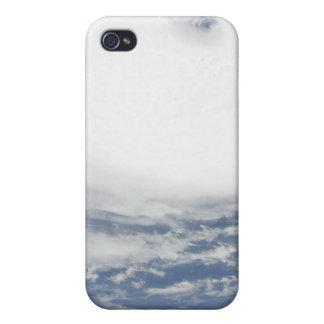 Huracán Ike 9 iPhone 4 Carcasas