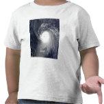 Huracán Ike de las pocas Antillas Camisetas