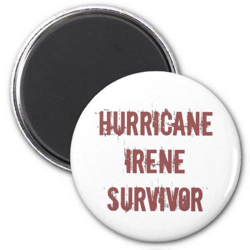 Huracán Irene Surivor Iman