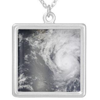 Huracán Jimena sobre Baja California Colgante Cuadrado