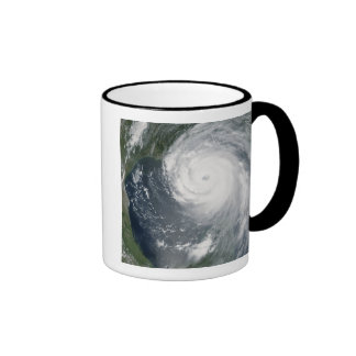 Huracán Katrina 2 Taza De Dos Colores