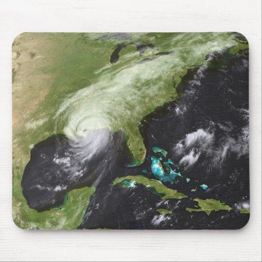 Huracán Katrina 4 Tapetes De Ratón