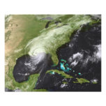 Huracán Katrina Impresion Fotografica