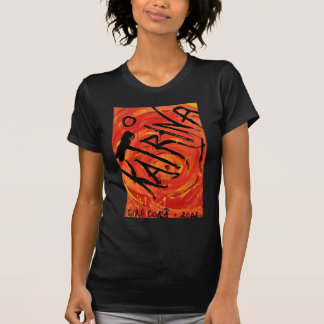 Huracán Katrina Camiseta
