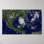Huracán Katrina Poster