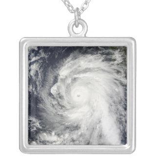 Huracán Rick al sudoeste de Baja California Colgante Cuadrado