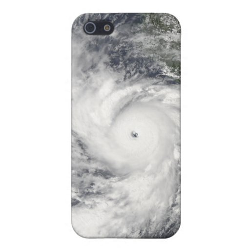 Huracán Rick iPhone 5 Fundas