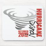 Huracán Sandy 2012 Alfombrilla De Raton