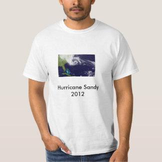 Huracán Sandy 2012 Playera