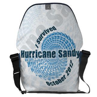 Huracán Sandy Bolsas De Mensajería