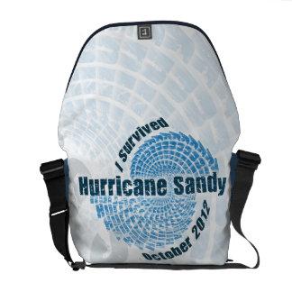 Huracán Sandy Bolsas Messenger
