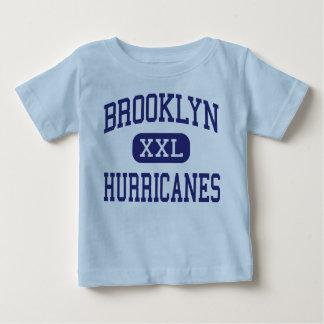 Huracanes Brooklyn media Ohio de Brooklyn Tshirt