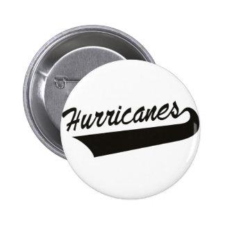 Huracanes Pin Redondo 5 Cm