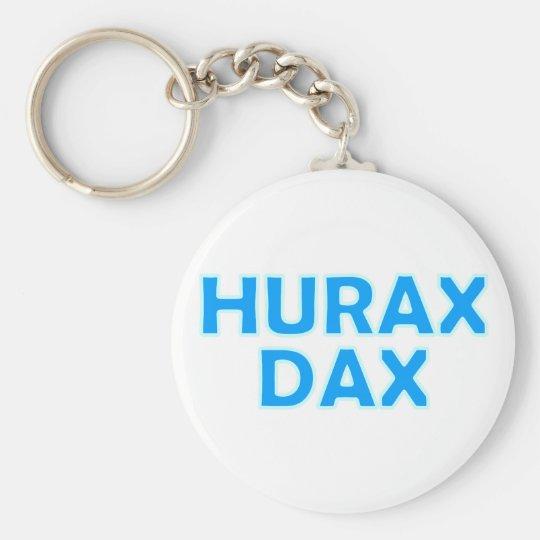 Hurax DAX Bavarian Bavarian Bavaria Keychain