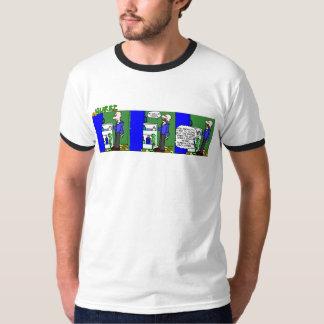 HURBI - Left Overs Mens Shirt