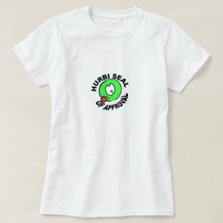 Hurbi Seal of Approval - Ladies T-Shirt