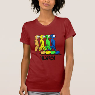 Hurbi Walking T-Shirt