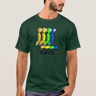 Hurbi Walking T-Shirt