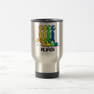 Hurbi Walking Travel Mug