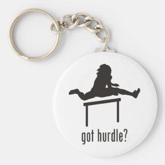 Hurdle Keychain